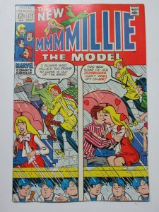 Millie the Model (Marvel July 1969) #172 Fine