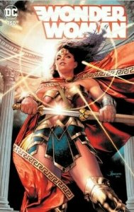 WONDER WOMAN #750 (JAY ANACLETO EXCLUSIVE VARIANT) ~ DC Comics