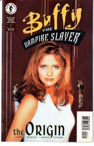 Buffy The Vampire Slayer Origin #1,2,3 Plus BTVS(1998)# 50(Photo Cover)