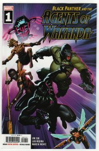 Black Panther And Agents Of Wakanda #1 (Marvel, 2019) NM