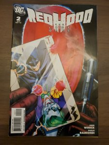 Red Hood: The Lost Days #2 (2010) (7.0)