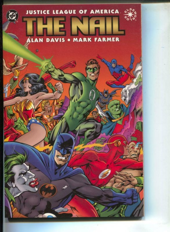 Justice League Of America: The Nail-Alan Davis-TPB-trade