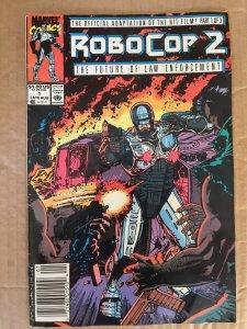 RoboCop 2 #1