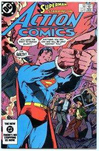 Action Comics 556 Jun 1984 NM- (9.2)