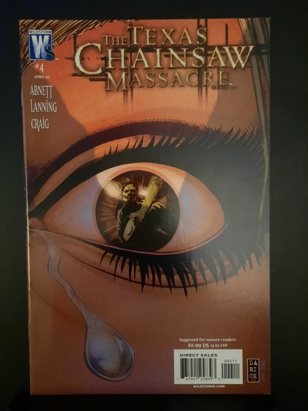 Texas Chainsaw Massacre #4 (2007)VF