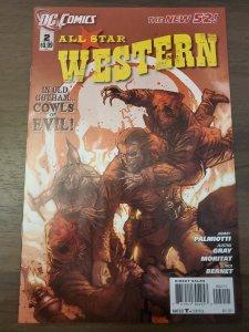 All-Star Western #2 (2011) - 8.5