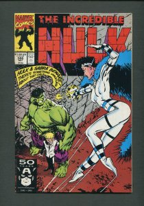 The Incredible Hulk #386  / 8.0 VFN  /  October 1991