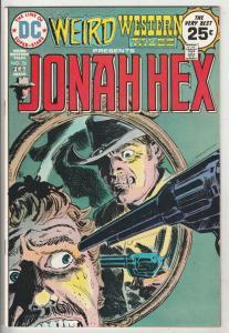 Weird Western Tales #26 (Aug-73) NM/MT Super-High-Grade Jonah Hex