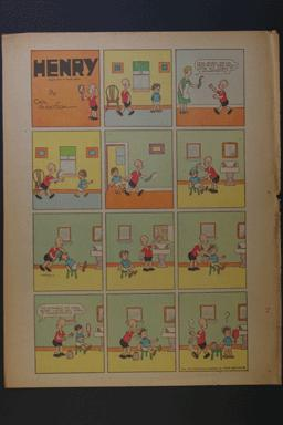 Henry January 18 1942 Sunday Comic