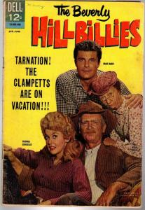 BEVERLY HILLBILLIES 5  GOOD  April-June 1964
