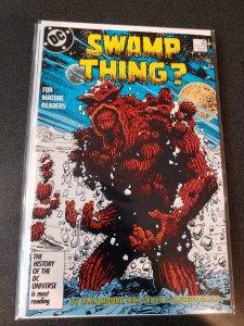 Swamp Thing #57 (1987)
