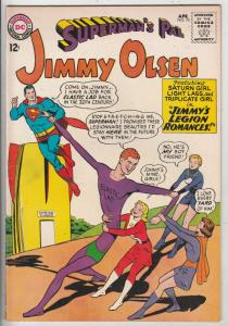 Superman's Pal Jimmy Olsen #76 (Apr-64) NM- High-Grade Jimmy Olsen