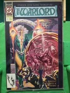 The Warlord #2