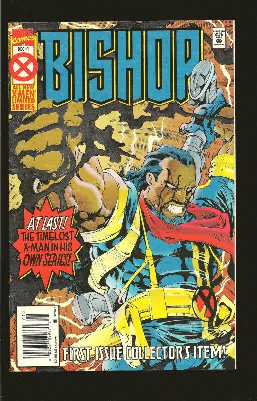 Marvel Comics Bishop #1 December (1994)