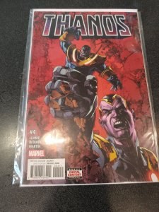​Thanos #4 deodato art nm