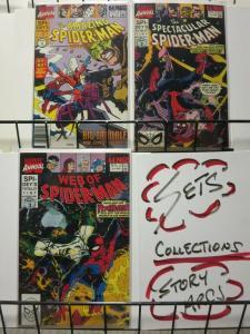 SPIDERMAN SPIDEYS TOTALLY TINY ADVENTURE  3-Part Xover