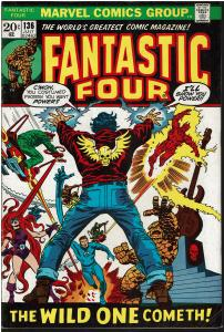Fantastic Four #136, 5.0 or Better - Shaper of Worlds App./Dragon Man Cameo