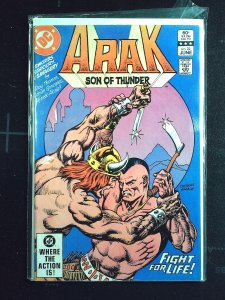 Arak, Son of Thunder #22 (1983)
