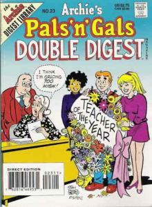 Archie's Pals 'n' Gals Double Digest #23 VF; Archie | save on shipping - details