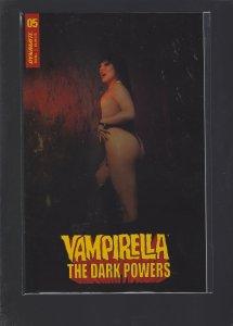 Vampirella Dark Powers #5 Cover H