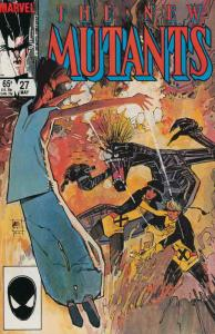 New Mutants, The #27 FN; Marvel | save on shipping - details inside