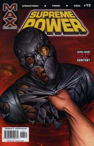 Supreme Power #13 VF/NM; Marvel | save on shipping - details inside