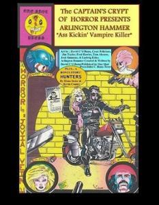 Captain'S  Crypt of Horrors Arlington Hammer Vampire Killer ONE SHOT PRESS