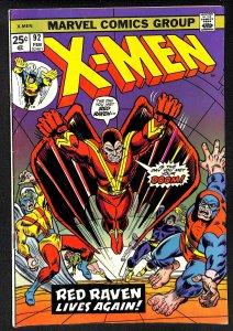 X-Men #92 FN 6.0 Marvel Comics