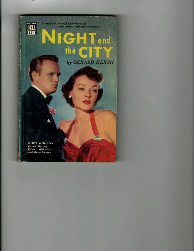 3 Books The Corpse Came Calling Night and the City Iwo Jima Mystery Thrill JK11