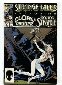 Strange Tales #8-1987-First appearance MISTER JIP comic book
