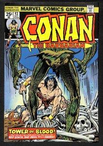 Conan the Barbarian #43 (1974)
