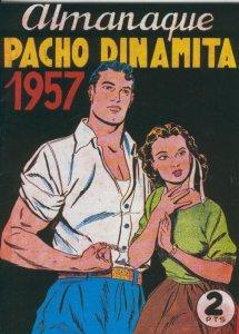 Almanaque Facsimil: Pacho Dinamita para 1957: La carta de Menchu