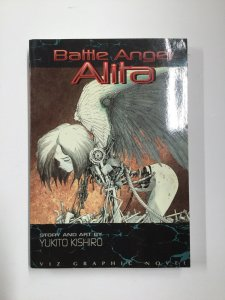 Battle Angel Alita Tpb Softcover Sc Near Mint Nm Viz Graphic Novel