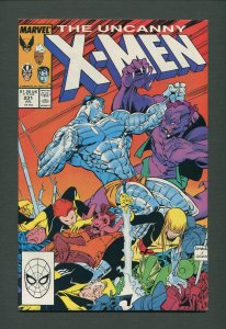 Uncanny X-Men #231  / 9.0 VFN/NM /  July 1988