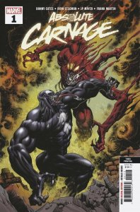 ABSOLUTE CARNAGE #1 (OF 5) 3RD PTG NEW ART HOTZ VARIANT AC