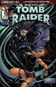 Tomb Raider: The Series #20 VF/NM; Image | save on shipping - details inside