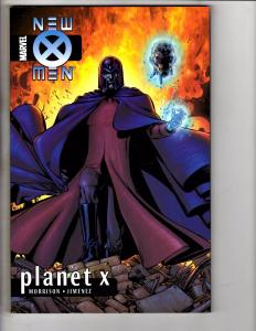 New X-Men Planet X Marvel Comics TPB Graphic Novel Comic Book Wolverine J242