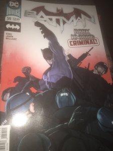 DC Batman #59 Mint Dark Knight