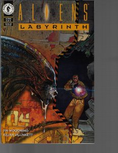 Aliens: Labyrinth #4 (Dark Horse, 1993)