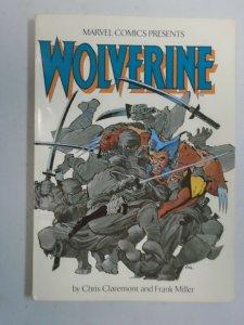 Wolverine TPB Frank Miller art Soft cover NM (1987 1st Printing)
