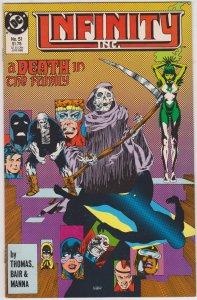 Infinity, Inc. #51 (1988)