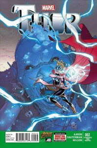 Thor (4th Series) #2 (3rd) VF/NM; Marvel | save on shipping - details inside