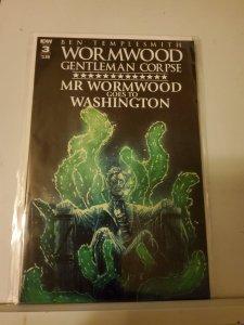 Wormwood Gentleman Corpse: Mr. Wormwood Goes To Washington #3 (2017)