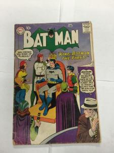 Batman 125 1.8 Cover Taped On Inside Along Spine Small piece Out Of Page DNAS