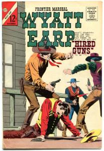 WYATT EARP #51 56 63 68, VG/FN, Western, Charlton, 1963, more westerns in store