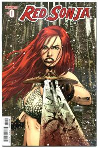 RED SONJA #0, NM, She-Devil, Vol 2, Gabriel Hardman,, 2014, more RS in store