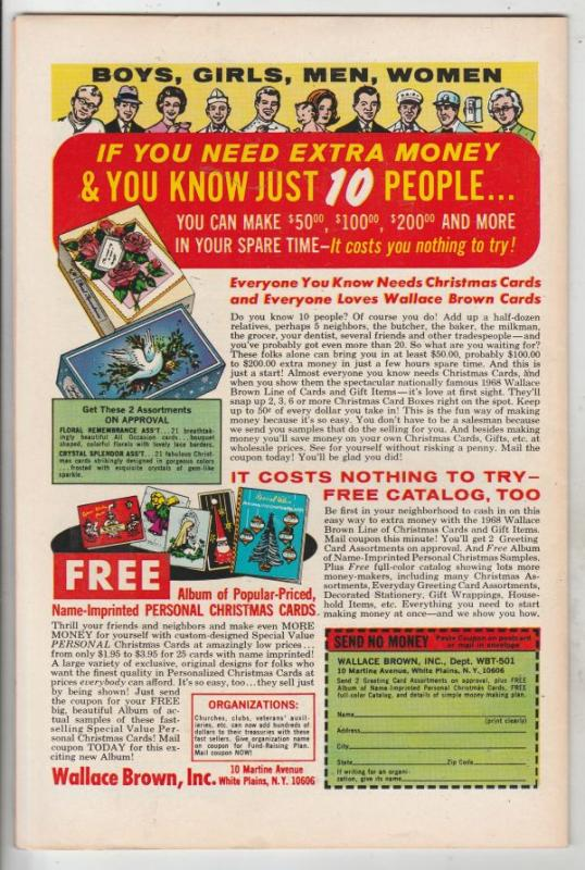 Fantastic Four #78 (Sep-68) VF/NM High-Grade Fantastic Four, Mr. Fantastic (R...