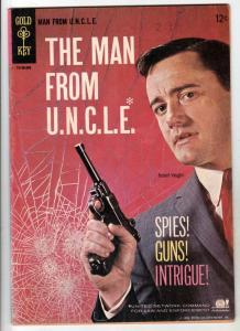 Man from U.N.C.L.E., The #1 (Feb-65) FN+ Mid-High-Grade Napolean Solo, Ilya K...