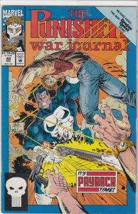 The Punisher War Journal #49 (1992)