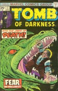 Tomb of Darkness #17, VF- (Stock photo)